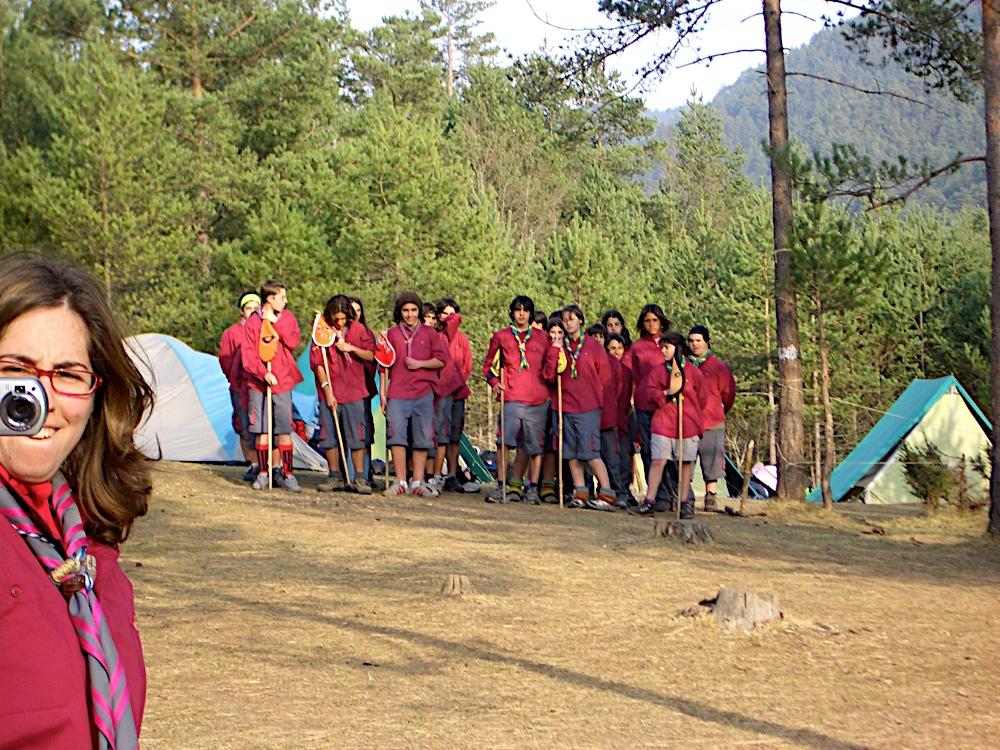 Campaments amb Lola Anglada 2005 - CIMG0254.JPG