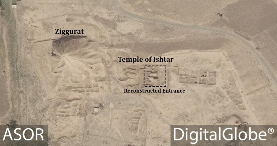 Iraq: At Iraq's Nimrud, remnants of fabled city ISIS sought to destroy