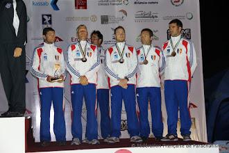 Photo: Le VR4, médaillés de Bronze, WPC 2012