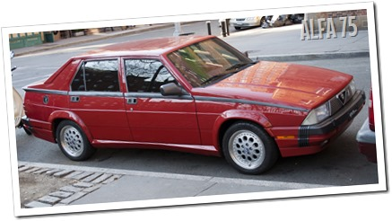 ALFA 75 - autodimerda.it