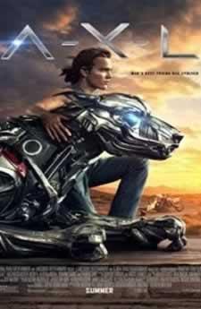 Baixar Filme AXL: O Cão Robô