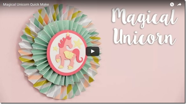 festa-bambini-tema-unicorno-sizzix-big-shot-video-tutorial