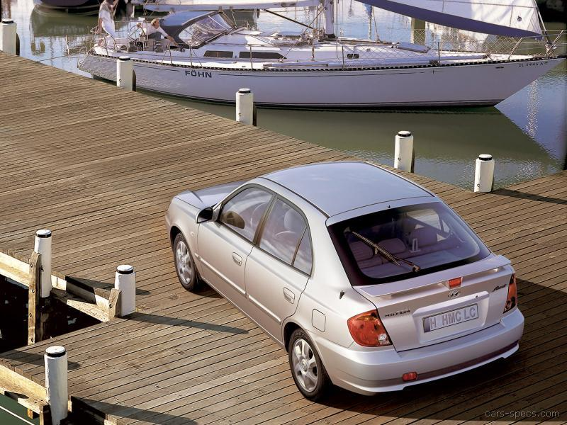 2001 hyundai accent sedan specifications pictures prices. Black Bedroom Furniture Sets. Home Design Ideas