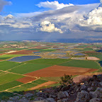 Israel - landschappen