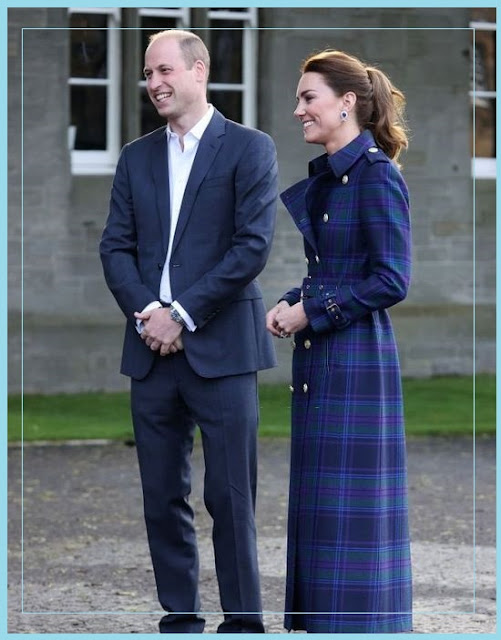 Kate Middleton and Prince William to spend longer at Queen's home