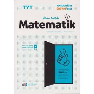 Antreman Yayıncılık Yeni Nesil TYT Matematik.pdf