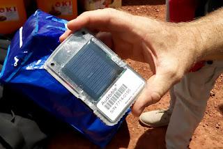 Audio bijbel op zonne-energie