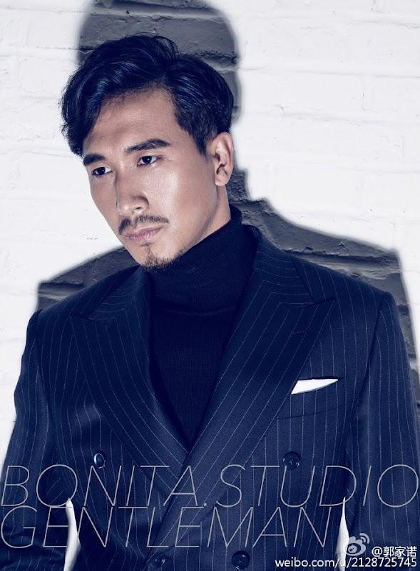 Guo Jianuo China Actor