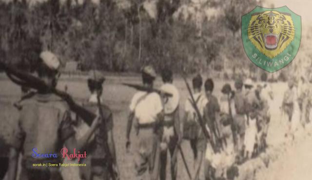 Long march siliwangi adalah kembalinya pasukan ke jawa barat dari yogtakarta