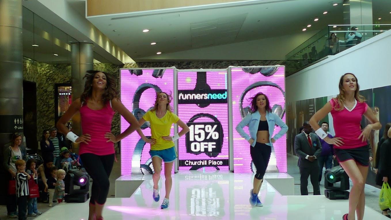 Runner's Need Ladies Activewear