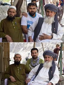 Mr. Haji Abdul Ghani & Qadam Jaan from Zohb