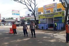 Bagi Kendaraan dan Warga dari Luar Kabupaten Cianjur akan Langsung diputar Balikan oleh Personil Gabungan