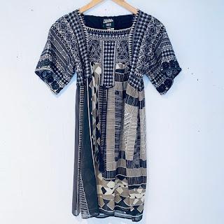 Jean Paul Gaultier Maille Dress