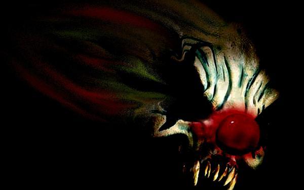 Demon Clown By Twixler, Demons