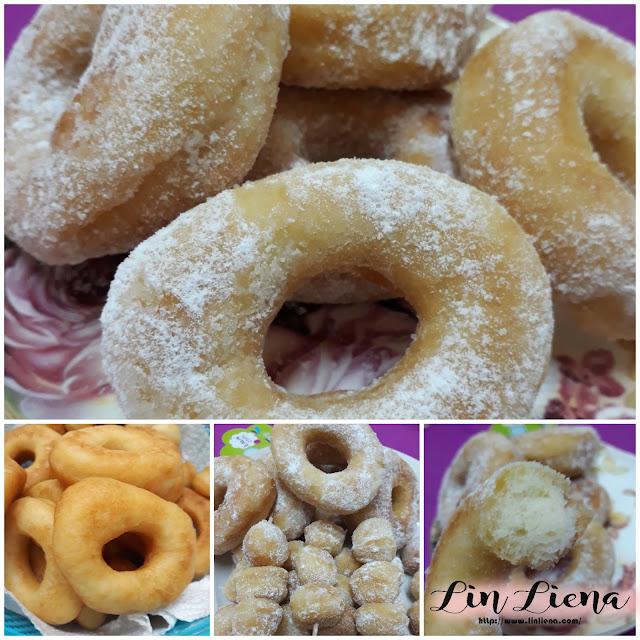 Resepi Donut Gebu Dan Lembut