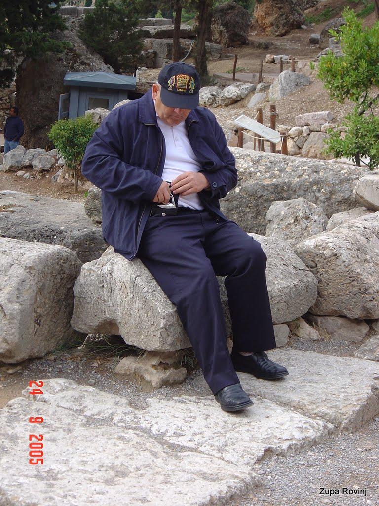 Stopama sv. Pavla po Grčkoj 2005 - DSC05360.JPG