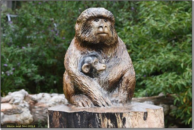 Trentham Monkey Forest - September