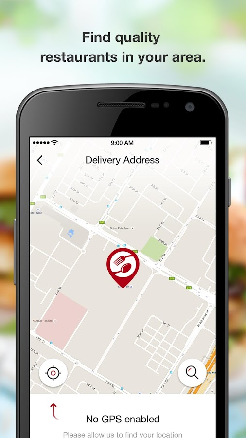 FoodClub.ae - Food Delivery- screenshot