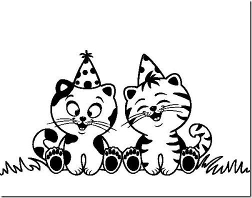 gatos colorear blogcolorear (10)