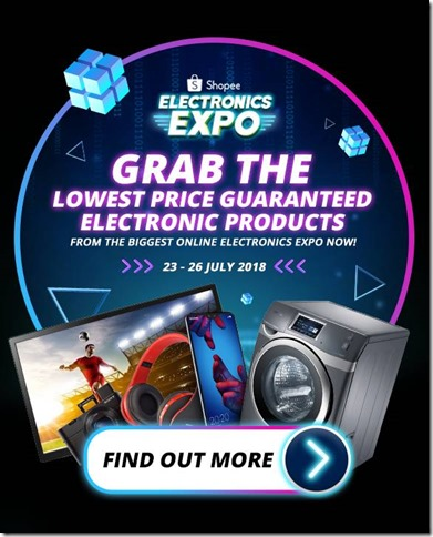 Haa Tepuk!!! Kempen Ekspo Elektronik Shopee - Jaminan Harga Terendah (LPG) (4)