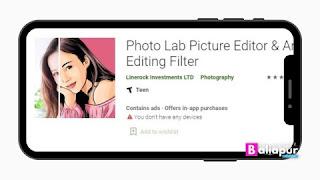 [Photo Lab Picture Editor App फोटो एडिटिंग ऐप डाउनलोड