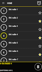 Radio Italia screenshot 2
