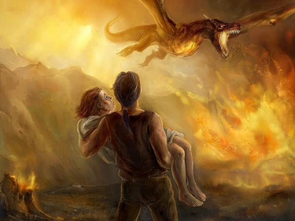 Escape From The Dragon, Dragons 2