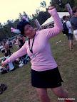 Pink Warrior Victory dance!