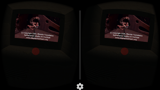 VR Theater for Cardboard- screenshot thumbnail
