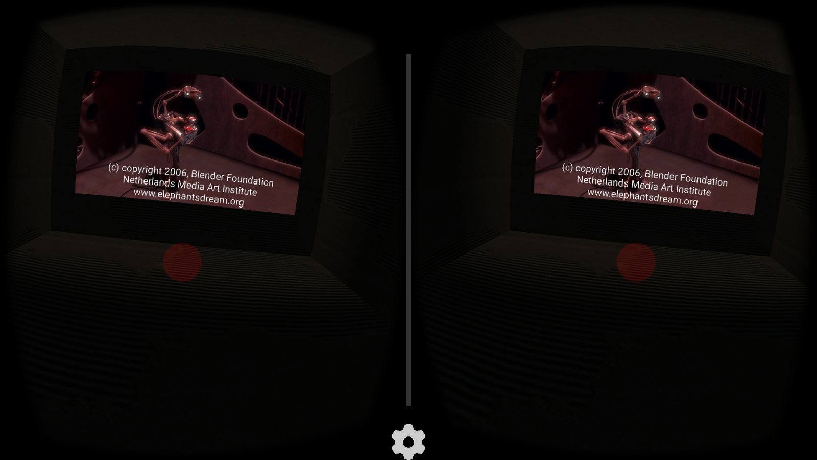 VR Theater for Cardboard- screenshot