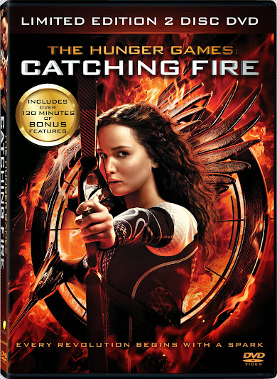 THG+CF+Limited+Edition+2+Disc+product+shot The Hunger Games: Catching Fire Now On Blu Ray and Limited Edition 2 Disc DVD Starting March 15