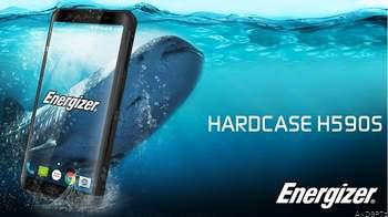 Energizer has created a phone with a battery that will just keep going