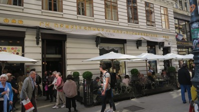 Cafe Demel
