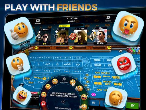 Vegas Craps by Pokerist 34.2.0 screenshots 9
