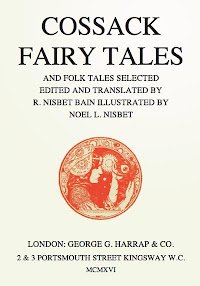 Cover of Anonymous's Book Cossack Fairy Tales And Folk Tales