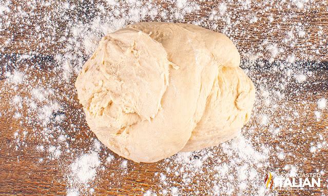 bread dough for stuffed bread recipe