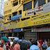 বারাসাতে একটি বেসরকারি নার্সিং হোমকে করোনা হাসপাতাল ঘোষণা করায় বিক্ষোভ স্থানীয়দের