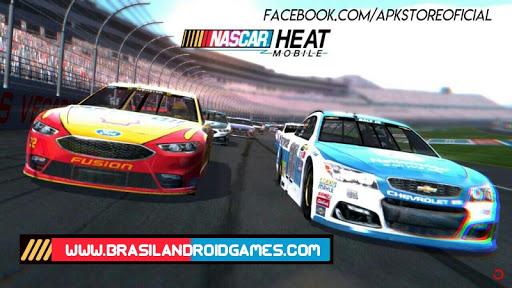NASCAR Heat Mobile Imagem do Jogo
