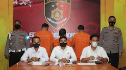 Polresta Banda Aceh Amankan Penipu Lintas Provinsi, Begini Modus Operandinya