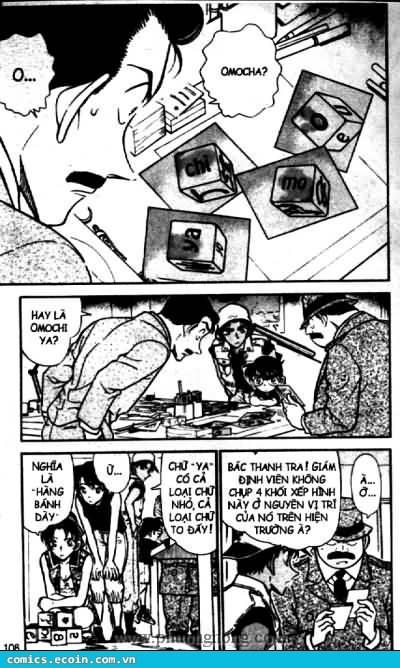 Detective Conan Chap 442 - Truyen.Chap.VN