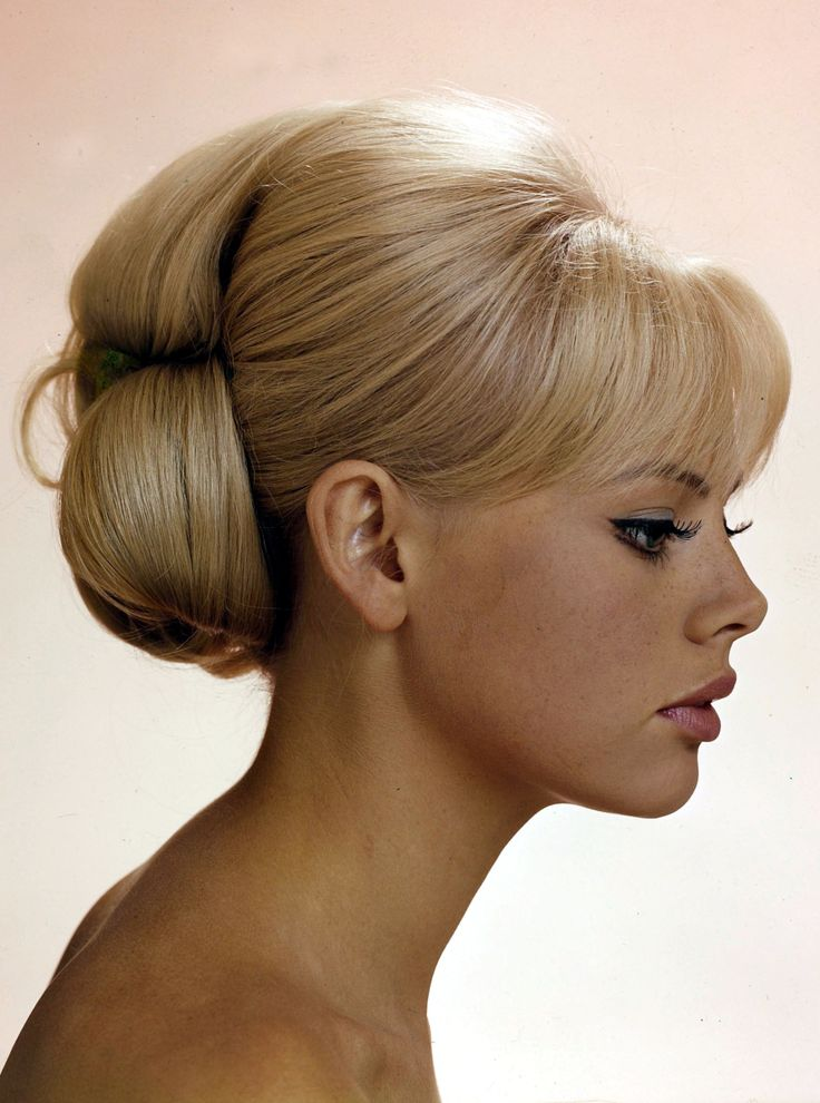 Inspired Retro Updo Hairstyle Different Ages Styles 2d
