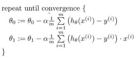 gradient descent algorithms