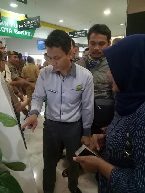 Kota Bekasi Miliki Mall Pelayanan Publik