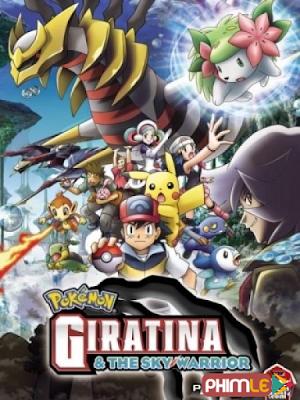 Pokemon Movie 11: Giratina Và Bông Hoa Của Bầu Trời
