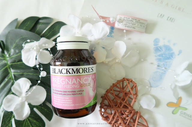 Blackmores Pregnancy and Breast-Feeding Gold (PBFG)