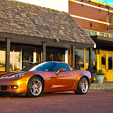 My Atomic Orange Z06 (Celina Cruise)
