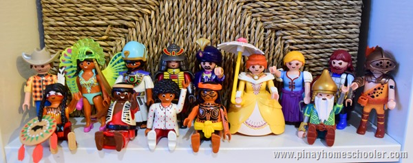 Playmobil Mini People Figures