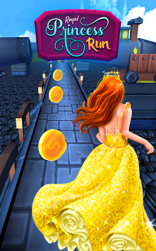 Royal Princess Run - Princess Castle Run Adventure for PC