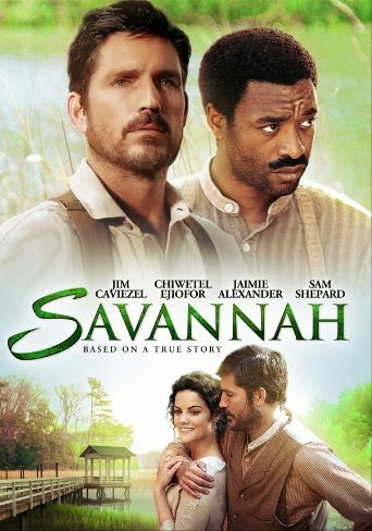 Poster Of English Movie Savannah (2013) Free Download Full New Hollywood Movie Watch Online At Alldownloads4u.Com