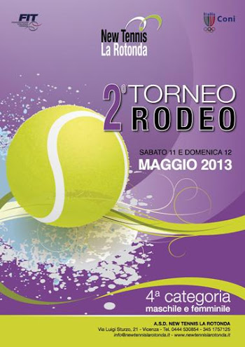 Secondo Torneo Rodeo al New Tennis La Rotonda